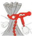tightening plastic straps Binding straps
