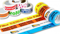 printed Self-adhesive tapes