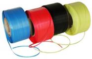 polypropylenové pásky (PP) Vázací pásky