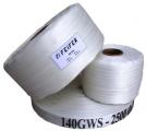textilní pásky (PES) Vázací pásky