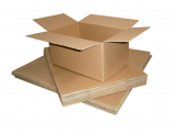 box - three-layer cardboard 3VVL Cardboard boxes