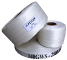 textilní (PES) Vázací pásky