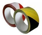 lepicí pásky výstražné Lepicí pásky